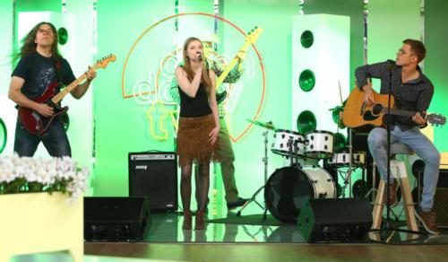 Caroline & the Lucky Ones w Dzień Dobry TVN 2018